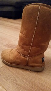 Ugg Boots - so warm and comfy